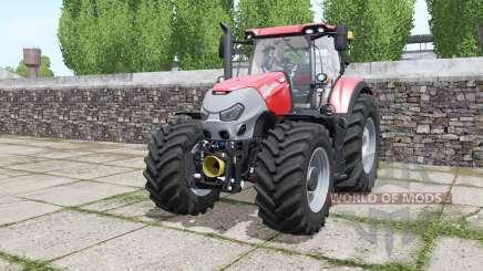 Case IH Optum 270 CVX design configurations para Farming Simulator 2017