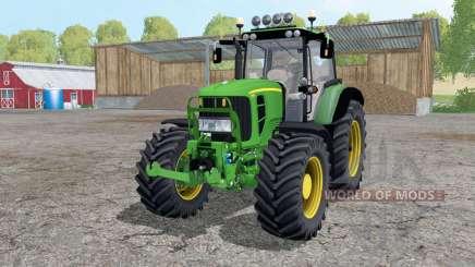 John Deere 7430 Premium animation parts para Farming Simulator 2015