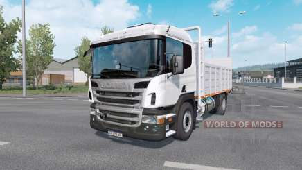 Scania P310 with trailer para Euro Truck Simulator 2