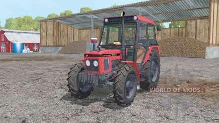 Zetor 7745 animation parts para Farming Simulator 2015