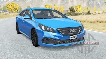 Hyundai Sonata Sport (LF) 2015 para BeamNG Drive