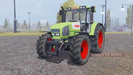 Claas Ares 826 double wheels para Farming Simulator 2013