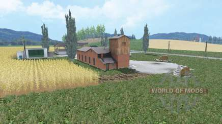 Forest Village para Farming Simulator 2015