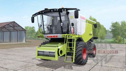 Claas Lexion 670 4x4 para Farming Simulator 2017