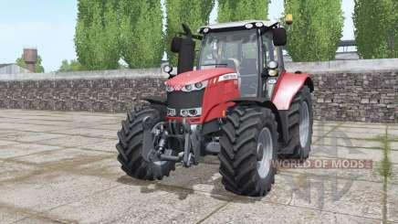 Massey Ferguson 6615 moving elements para Farming Simulator 2017