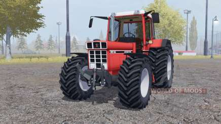 International 1455 XL animation parts para Farming Simulator 2013
