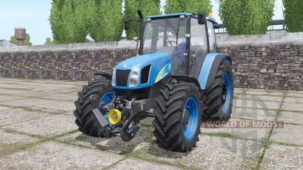 New Holland T5060 configure para Farming Simulator 2017