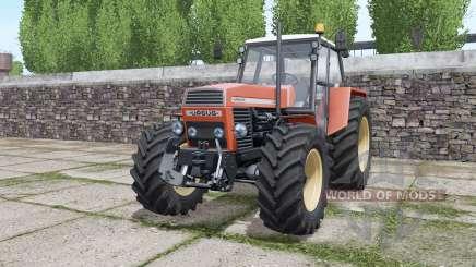 Ursus 1224 realistic smoke para Farming Simulator 2017