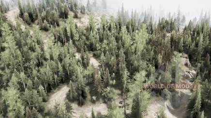 Four Sawmills para MudRunner