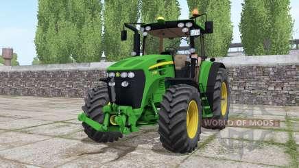 John Deere 7730 2007 para Farming Simulator 2017
