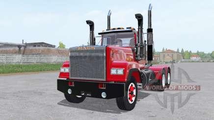 Mack Super-Liner Day Cab 1977 para Farming Simulator 2017