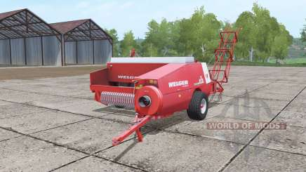 Welger AP730 v1.1 para Farming Simulator 2017