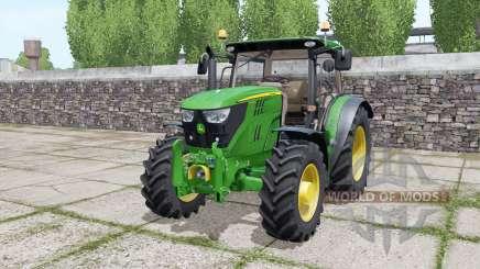 John Deere 6110R para Farming Simulator 2017