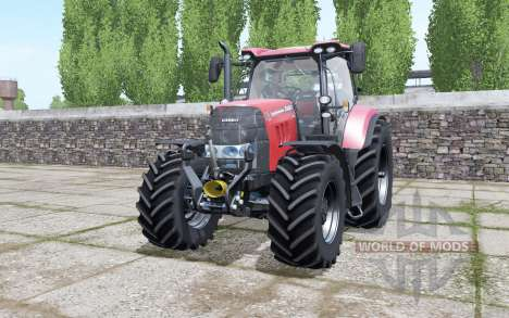 Case IH Puma 175 CVX design selection para Farming Simulator 2017