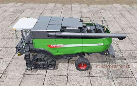 Fendt 9490X crawler modules para Farming Simulator 2017