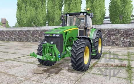 John Deere 8330 moving elements para Farming Simulator 2017