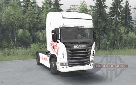 Scania R730 2009 para Spin Tires