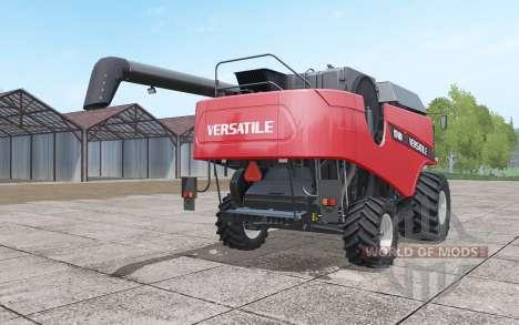 Versatile RT490 dual front wheels para Farming Simulator 2017