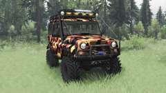 UAZ 31514 Tundra
