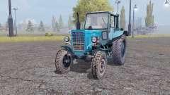 MTZ 80 Bielorrússia animado portas para Farming Simulator 2013
