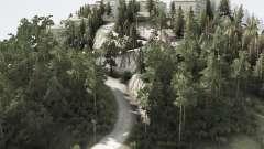 Alps - Switzerland para MudRunner