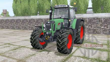 Fendt 716 Vario TMS Continental wheels para Farming Simulator 2017