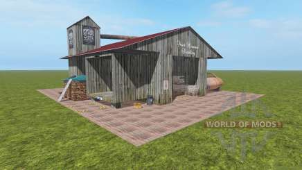 Whiskey Factory v1.1 para Farming Simulator 2017