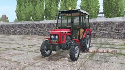 Zetor 7011 with weight para Farming Simulator 2017