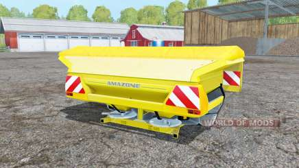Amazone ZA-M 1501 larger hopper v1.2 para Farming Simulator 2015