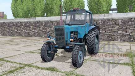 Bielorrússia MTZ 80 mover elementos para Farming Simulator 2017