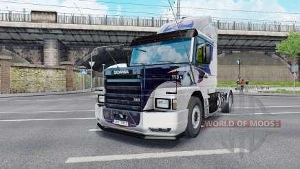 Scaniᶏ T113H 360 para Euro Truck Simulator 2