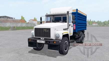 GÁS SAZ SAZ 35071 83173 trailer para Farming Simulator 2017