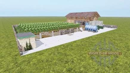 Uva fazenda v1.1 para Farming Simulator 2017