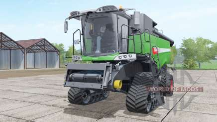 Fendt 9490X crawler modules para Farming Simulator 2017