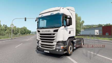 Scania G340 Streamline Highline cab para Euro Truck Simulator 2