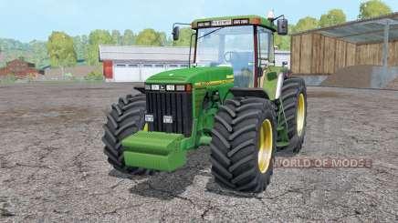 John Deere 8400 animation parts para Farming Simulator 2015