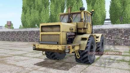 Kirovets K-700A painel de led para Farming Simulator 2017