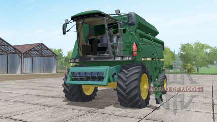 John Deere 2056 Michelin tires para Farming Simulator 2017