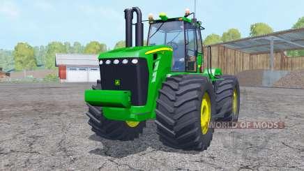 John Deere 9630 change wheels para Farming Simulator 2015
