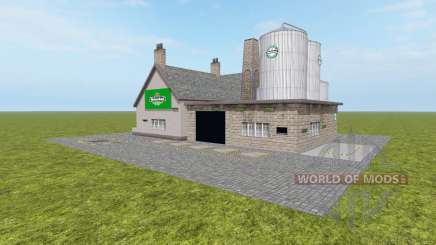Brewery Heineken para Farming Simulator 2017