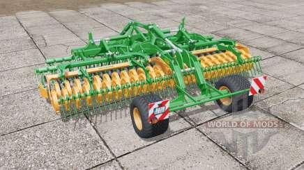 Amazone Catros 6001-2 para Farming Simulator 2017