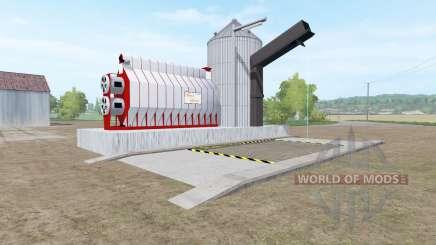Multi Interim Storage v3.7 para Farming Simulator 2017