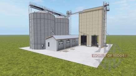 Sugar Factory v1.0.5 para Farming Simulator 2017