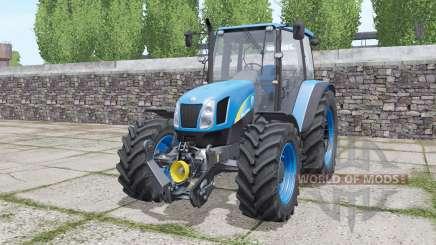 New Holland T5030 moving elements para Farming Simulator 2017