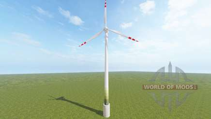 Turbina de vento para Farming Simulator 2017
