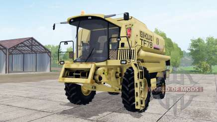 New Holland TF78 animated element para Farming Simulator 2017