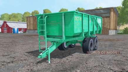 ПСṬ 9 para Farming Simulator 2015