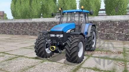 Novo Hollᶏnd TM190 para Farming Simulator 2017