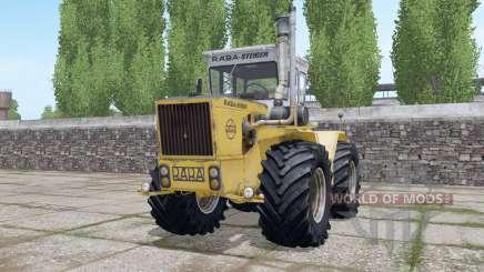 Raba-Steiger 250 doᶙble rodas para Farming Simulator 2017