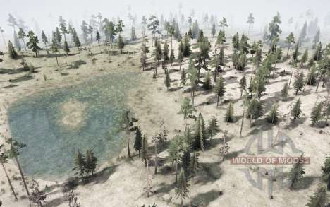 The Forest para Spintires MudRunner
